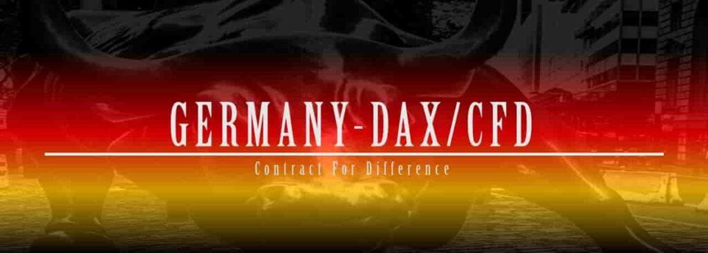 ダックスcfd ドイツ株価指数DAXCFD