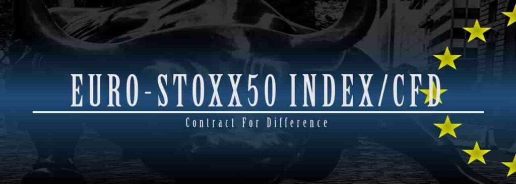 ユーロ・ストックス50cfd EuroStoxx50IndexCFD